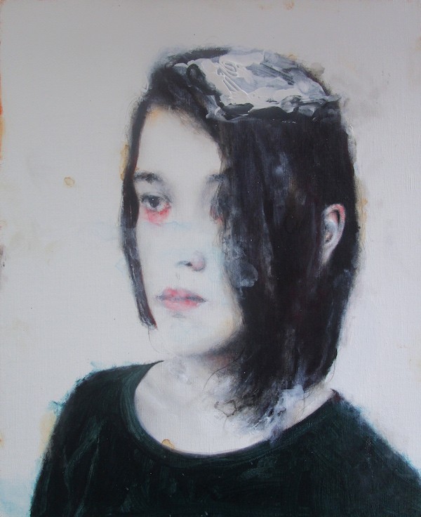 Antoine Cordet canvas toile peinture painting portrait art artist artiste peintre acrylic Stategic initiative of the movement