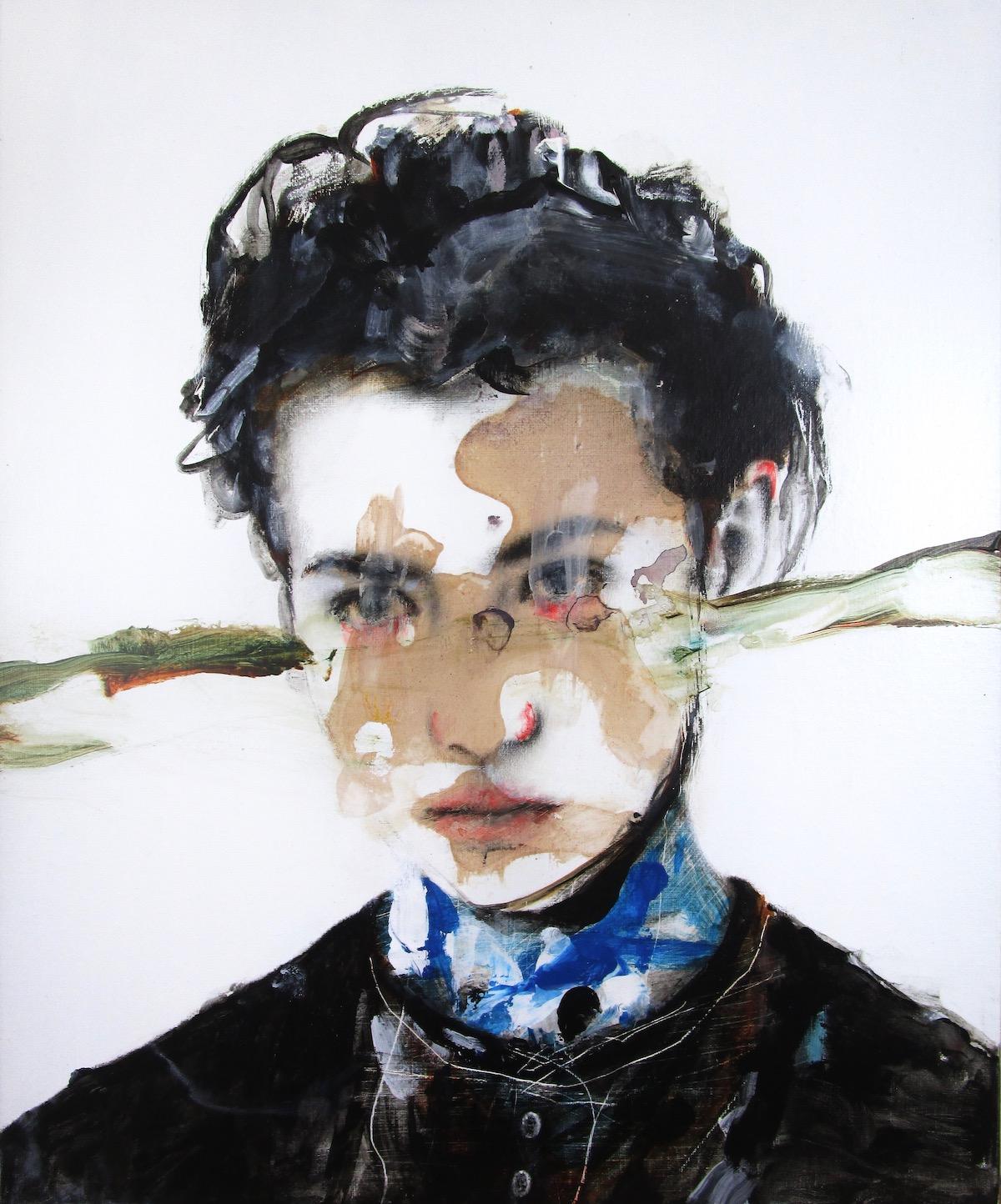 antoine cordet canvas toile peinture painting portrait art artist artiste peintre acrylic oil orchestra